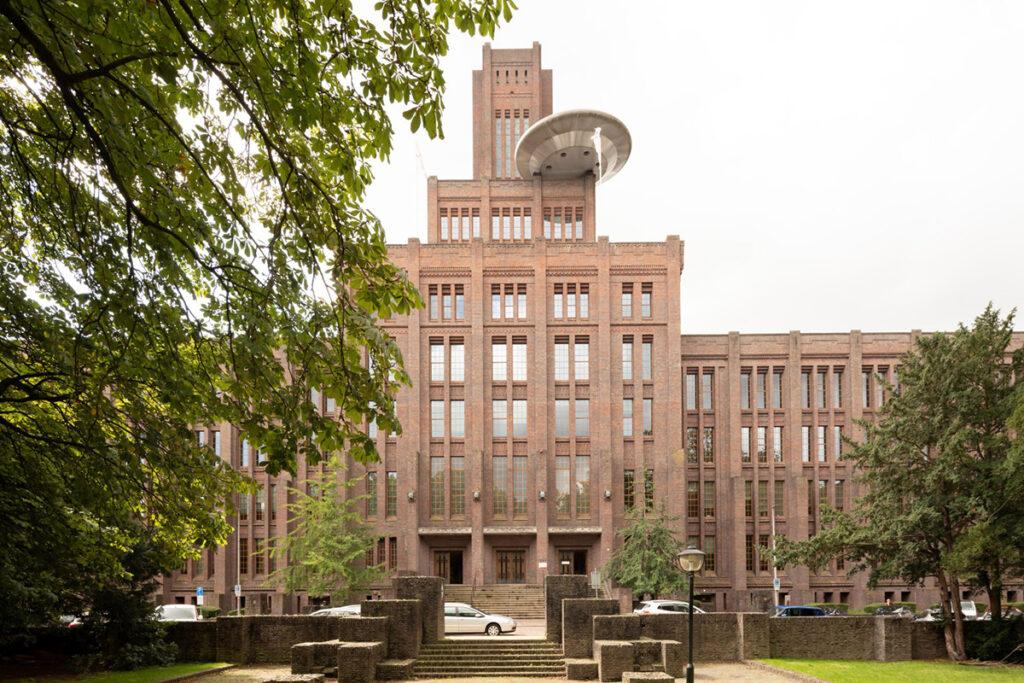 ProRail gebouw De Inktpot in Utrecht