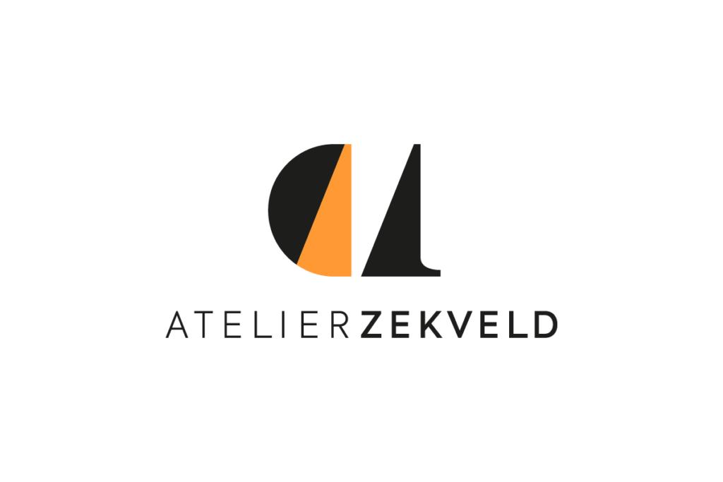 Logo Atelier Zekveld op witte ondergrond