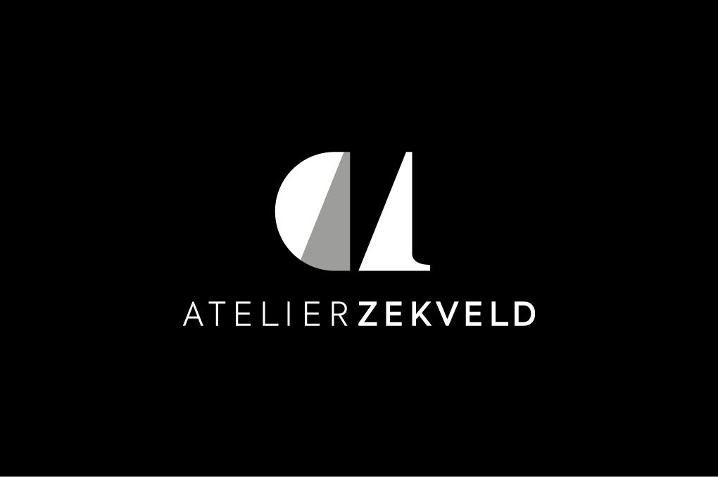 Logo Atelier Zekveld diapositief