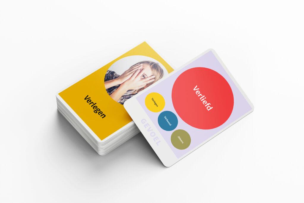 Spelkaarten voor Olympia College